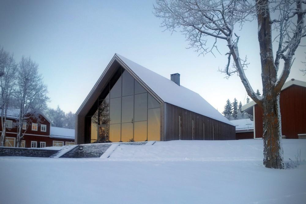 arkitektur_bergersen_vinter_duved_sverige_gildehall_eksterior_fasade_kjetil_nordo_03