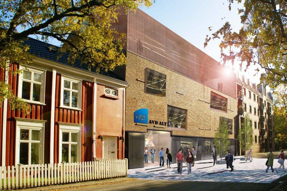 arkitektur_trondheim_campus_kalvskinnet_fasade_gateplan