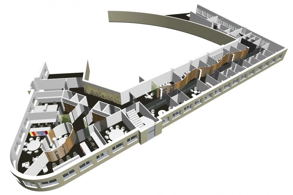 arkitektur_trondheim_folkets_hus_rehabilitering_olav_tryggvasons_gate_3d_plan_plantegning