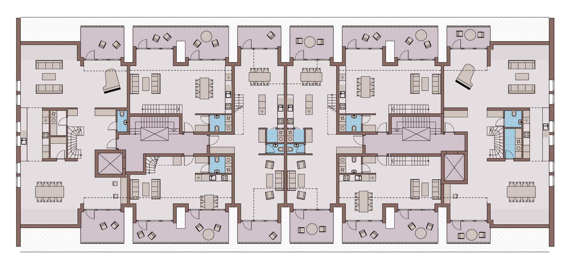 arkitektur_trondheim_hospitalslokkan_20b_ombygget_nye_boliger_leiligheter_planlosning_toppetasje_loft_loftsleiligheter