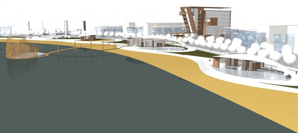 norsk_kinesisk_arkitektur_kina_marina_beach_water_front_urban_design_landscape_planning_dong_li_lake_II