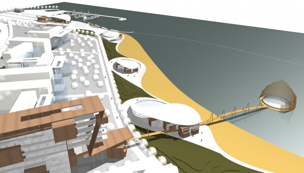 norsk_kinesisk_arkitektur_kina_marina_beach_water_front_urban_design_landscape_planning_dong_li_lake_III