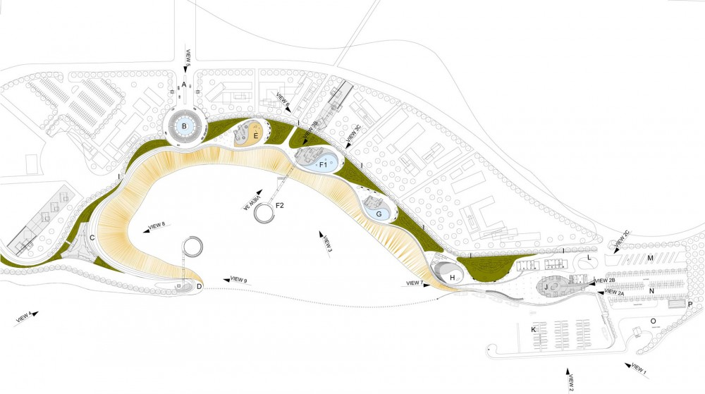 norsk_kinesisk_arkitektur_kina_marina_beach_water_front_urban_design_landscape_planning_dong_li_lake_V